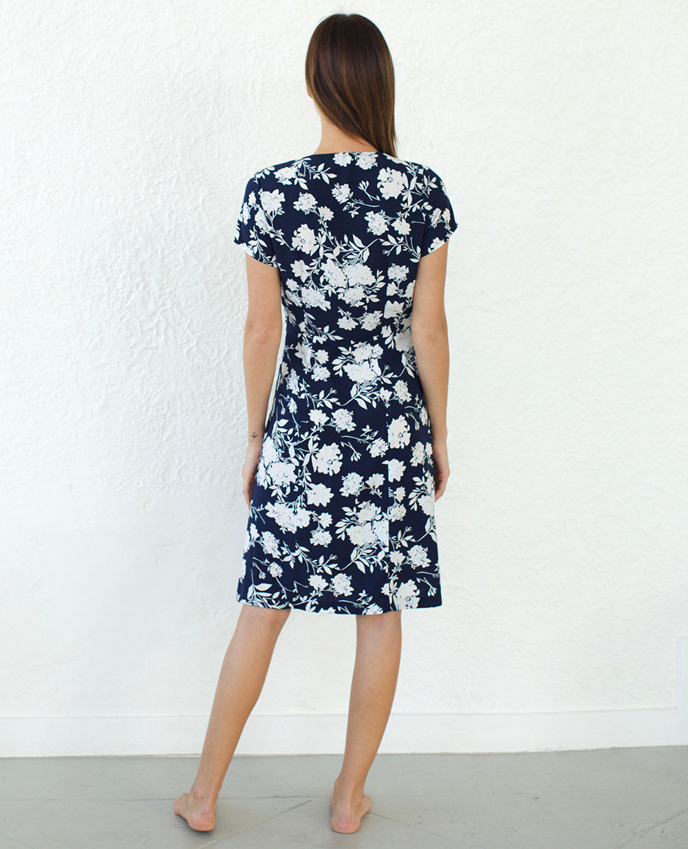 TheClothespinn.com Daisy Dress Hamptons Print