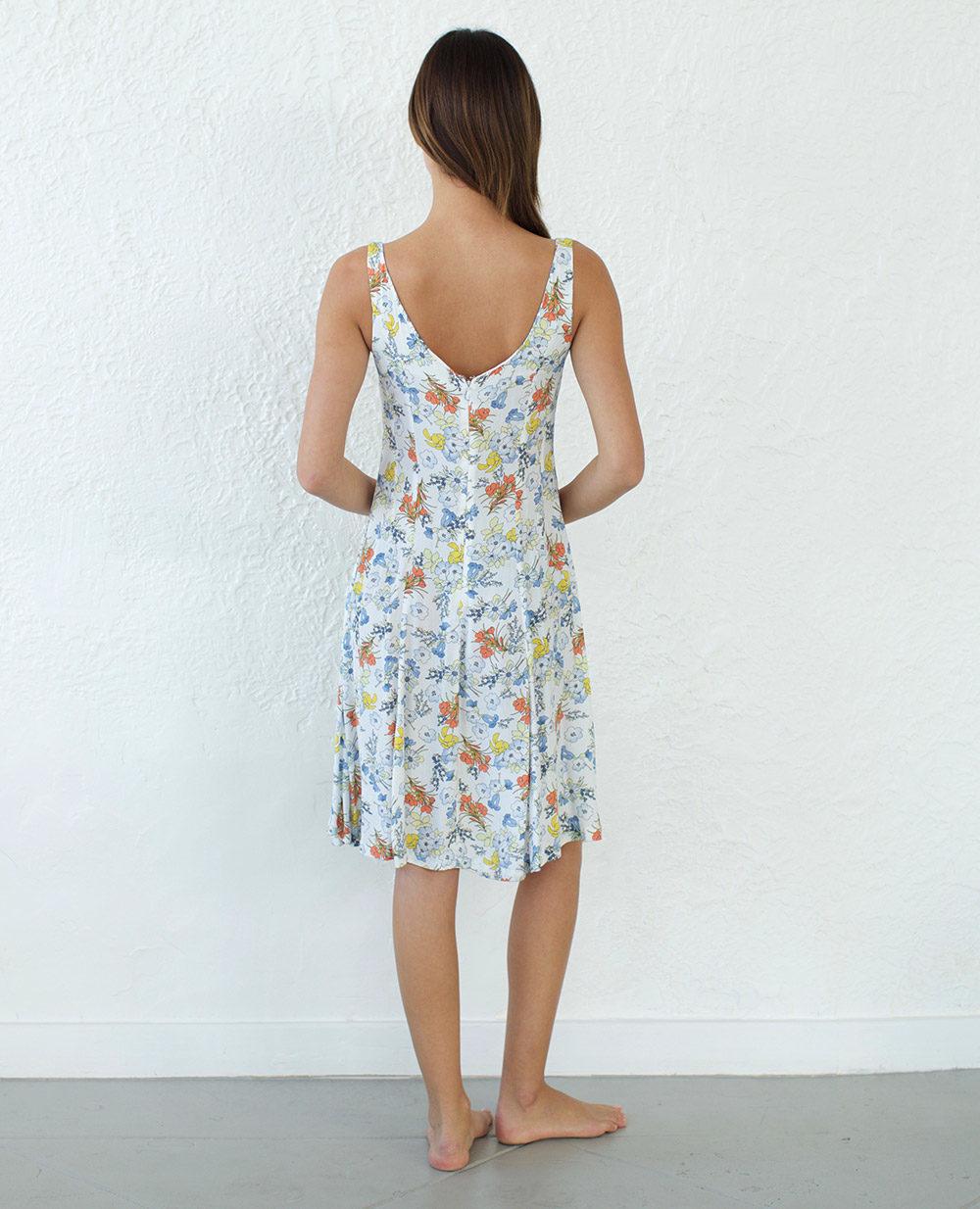 TheClothespinn.com   Sam Dress Summerland Print