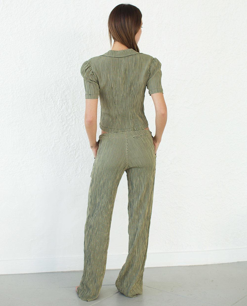 TheClothespinn.com   Willa Jacket Fritz Print